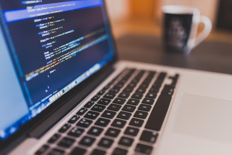 app coding and design