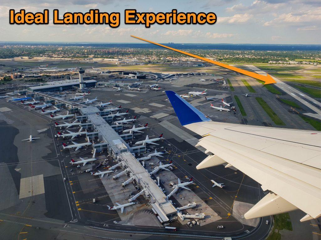 Best Landing Experience