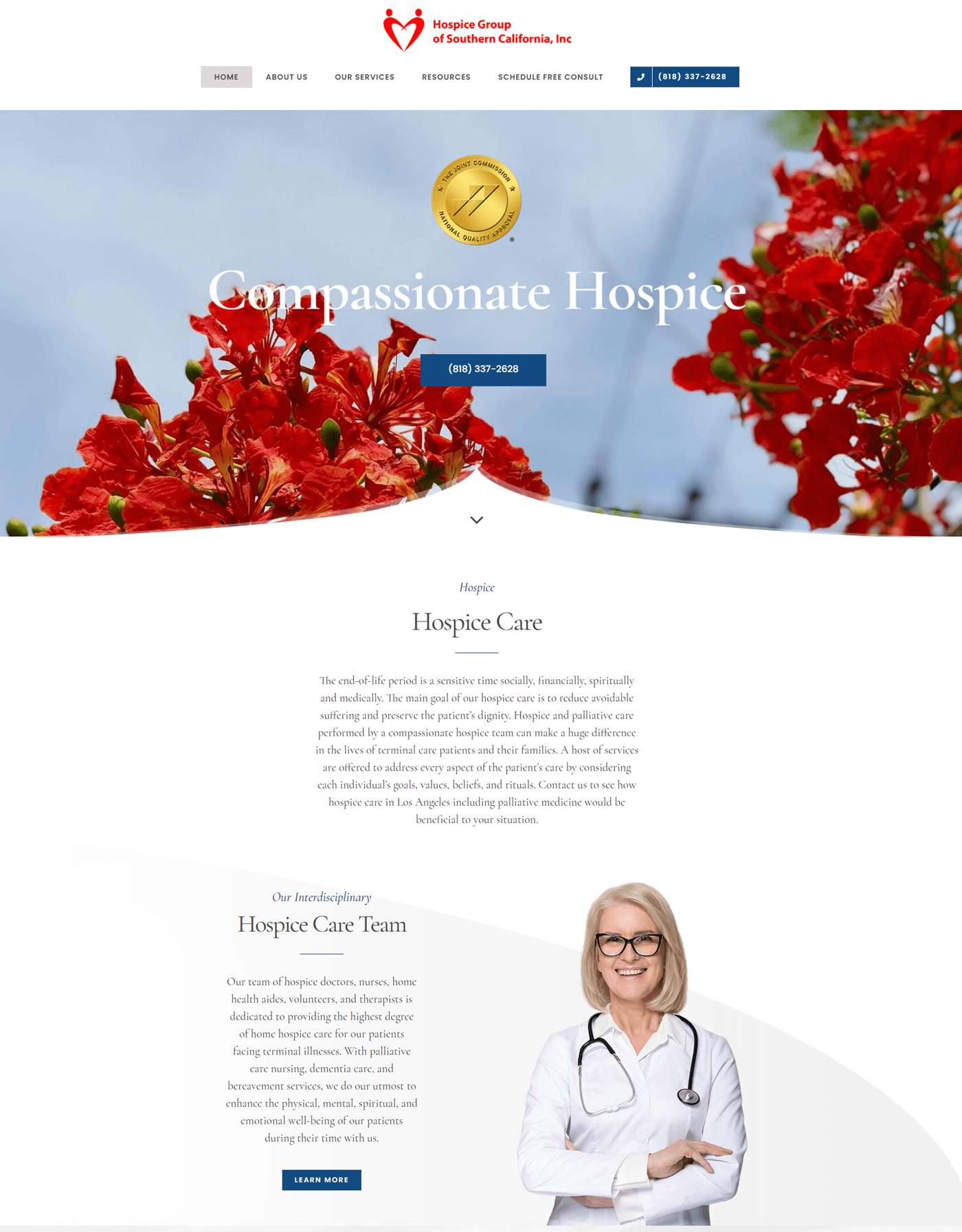 Hospice Group of Southern California